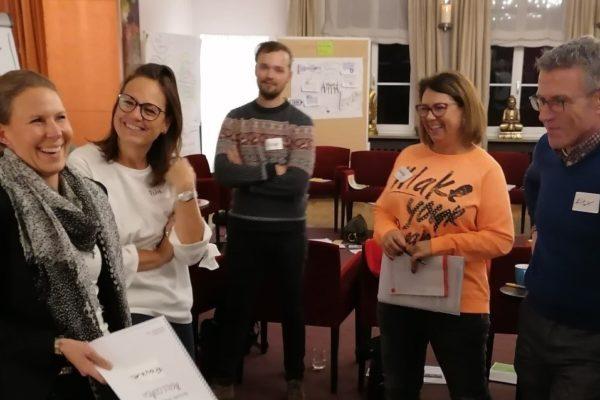 Bericht: Scrum Master & Agile Coaching am 7.-8.12.2019 in der Tagungs- & Eventlocation VILLA LEONHART