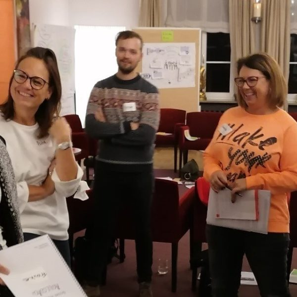 Bericht: Scrum Master & Agile Coaching am 7.-8.12.2019 in der Tagungs- & Eventlocation VILLA LEONHART