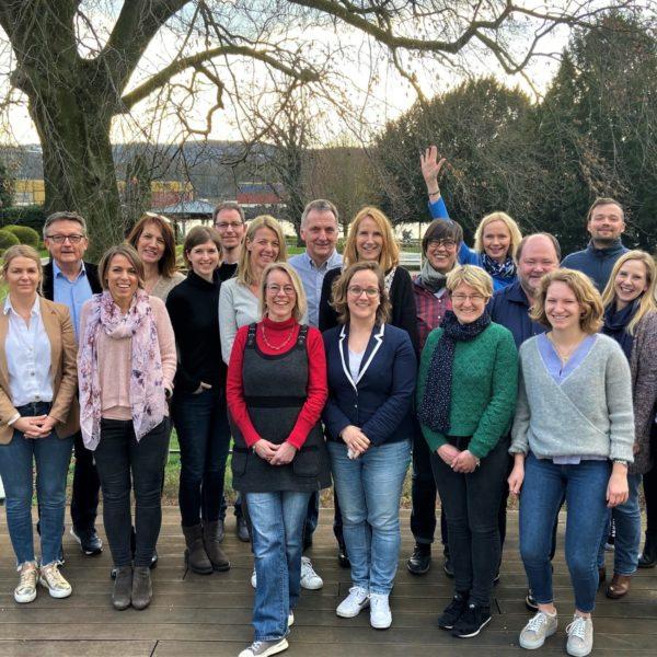 Ausbildungsgruppe zum geprüften Business Coach (BDVT & WCTC) am 6. März 2020 gestartet