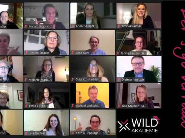 1. virtueller Netzwerkabend der Business Coaches BDVT & WCTC mit super Resonanz
